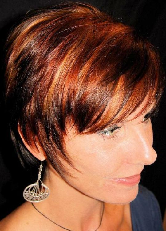 on Pinterest | Pixie Haircuts, Pixie Cuts and Short Pixie Haircuts