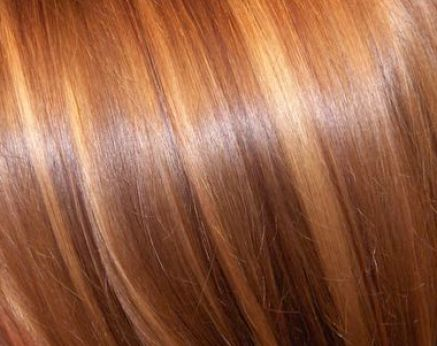 Dark red hair with caramel highlights pictures 4