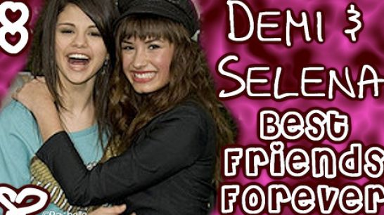 selena gomez and demi lovato wallpaper. Demi lovato amp selena gomez