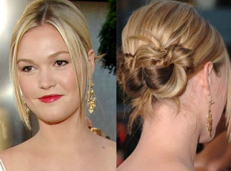 cute updos for prom hair. Prom Updo with a Twist - Messy