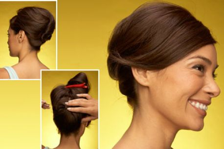 Easy hairstyles to do at home pictures 4
