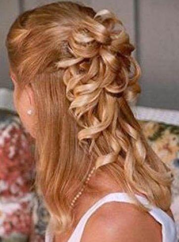 Home ? Prom Hairstyles Easy To Do At Home