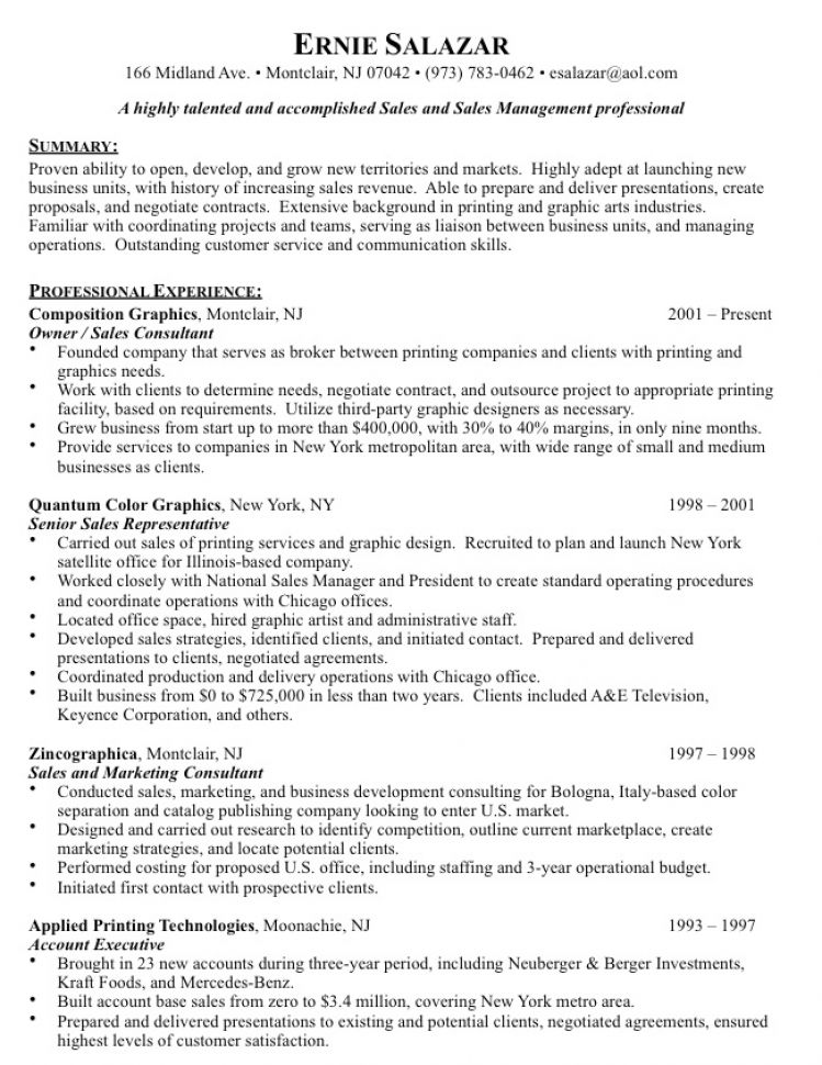 Example of a good resume pictures 4