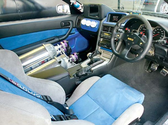 skyline gtr r34 interior. A look at the Nissan Skyline