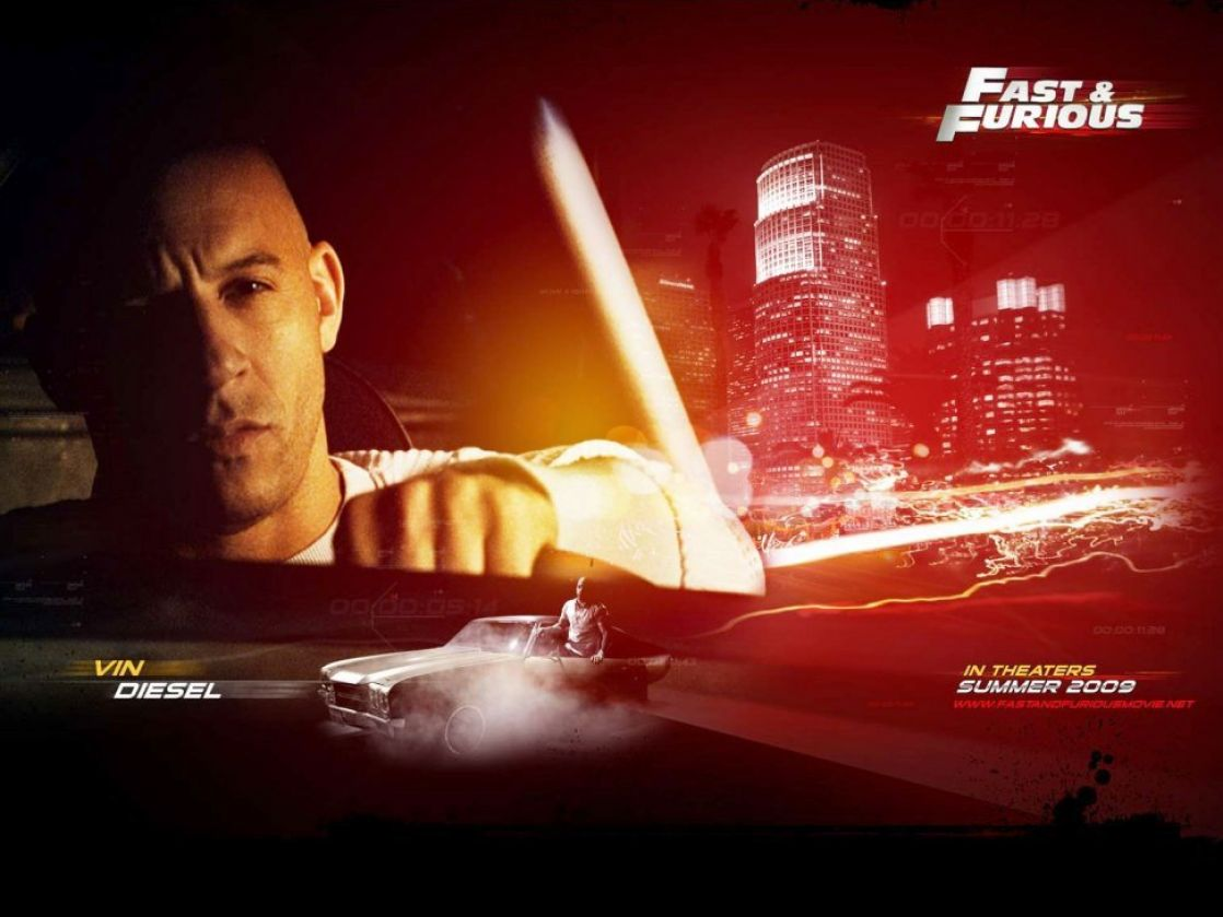 fast and furious 4 wallpaper