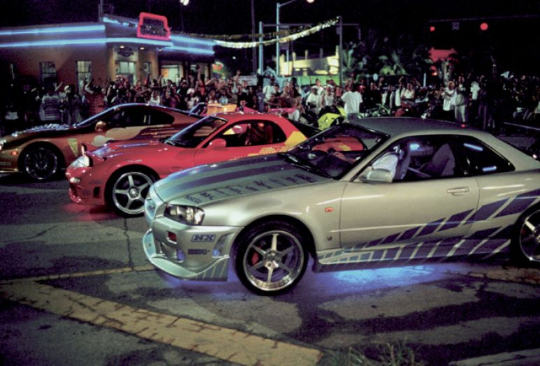 Fast Five Cars Wallpaper List And Furious Pictures