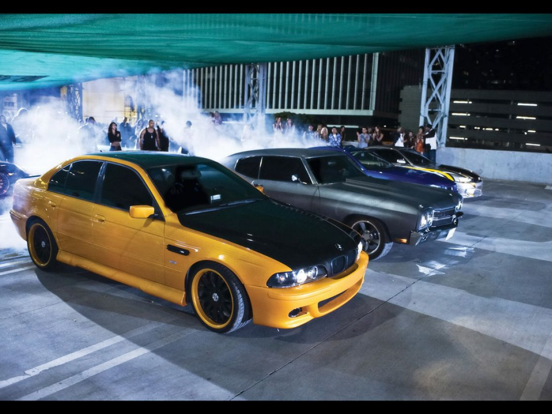 Fast and furious 5 cars pictures 3