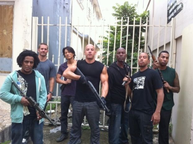fast five cast. Fast amp; furious 5 fast five