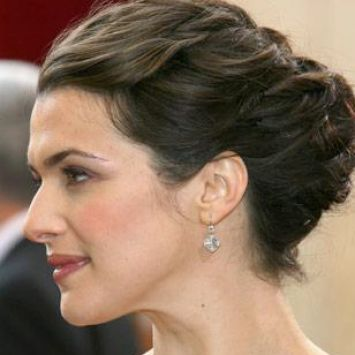 Formal updo for short hair pictures 4