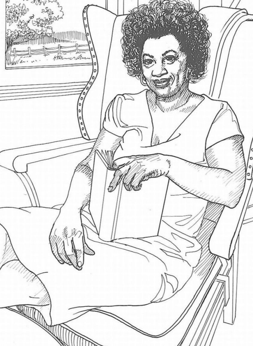 Free black history coloring pages black history for Free black history coloring pages