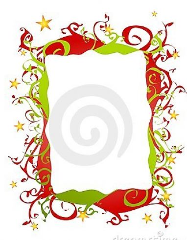 Clip art borders page divider