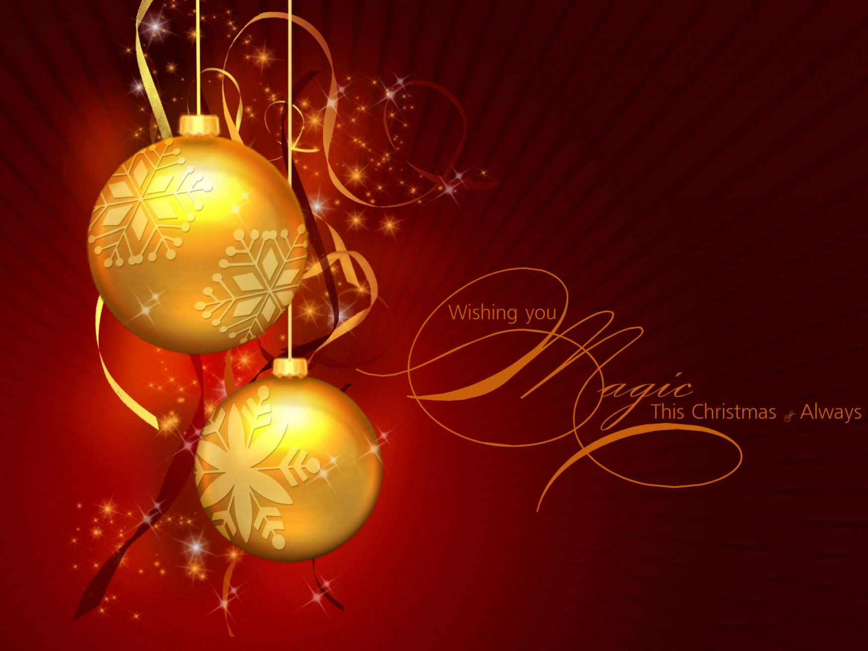 christmas desktop themes