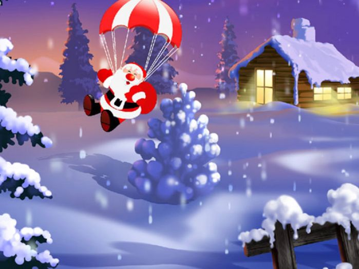Free christmas screensavers for windows 7 pictures 1