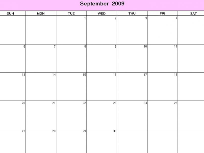 Printable Canadian Monthly Calendar/page/2 | New Calendar Template ...