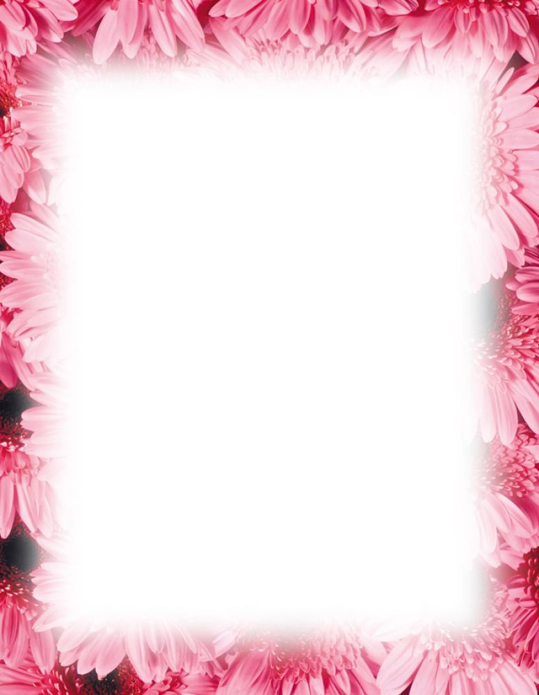 Free printable borders pictures 4