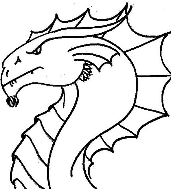 easy coloring pages for boys - photo#9