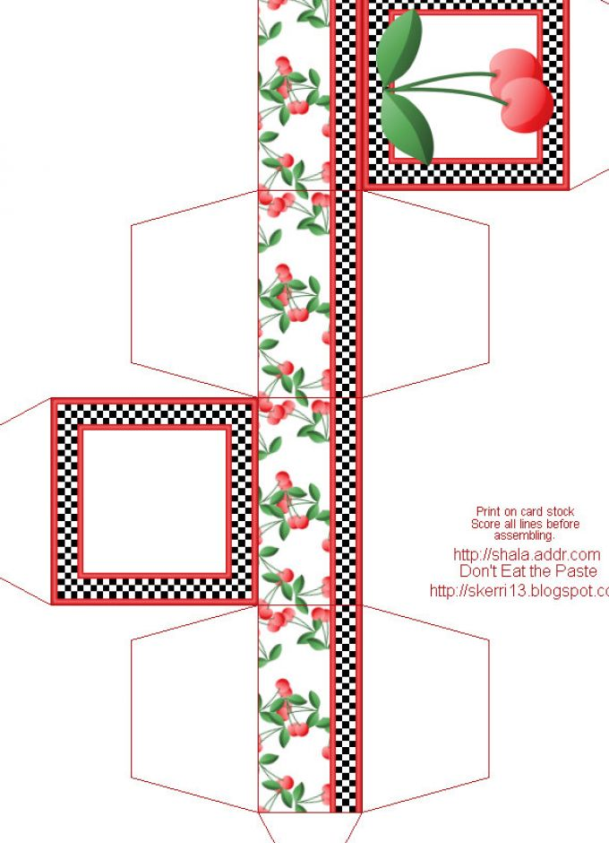 Free printable gift box pictures 1