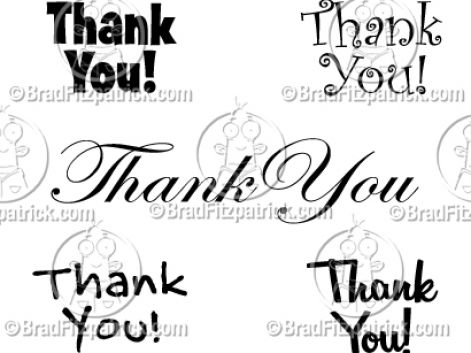 thank you clip art free. Free thank you clip art