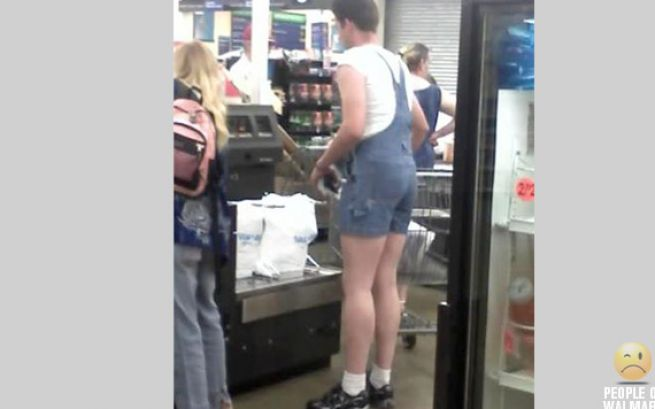Funny pics of people in walmart pictures 3