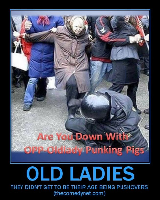 funny pictures of old women 2
