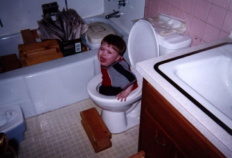 funny pictures of people on the toilet 1