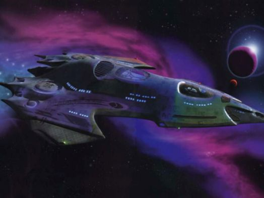 star trek future starship - photo #2