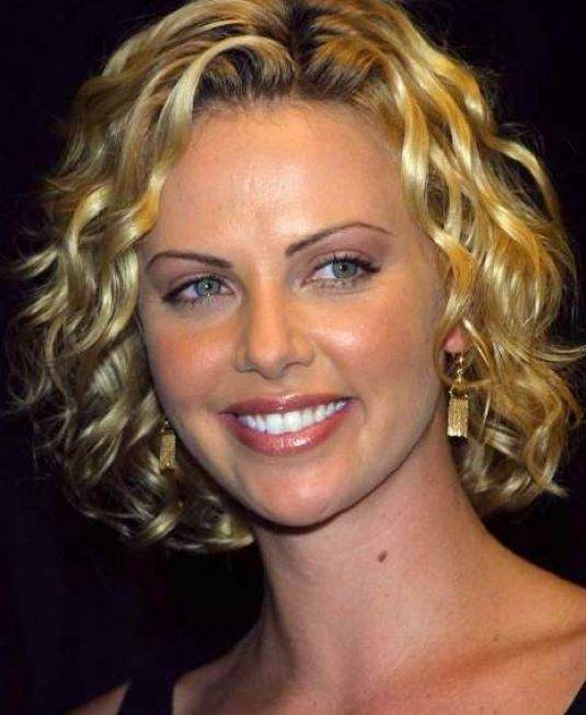 short haircuts for girls with curly hair. Short hair style curly hair