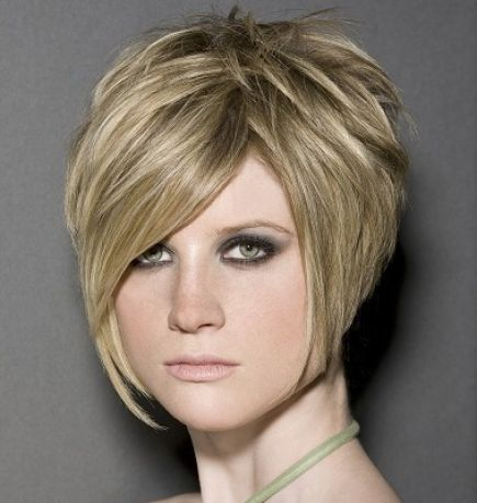 Bridal Hairstyles 2011 on Hairstyles 2011 Short Pictures 3
