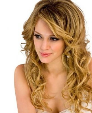 Hair Styles For Long Curly Hair