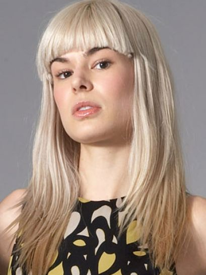 Magnificent Long Hairstyles with Bangs for Women 409 x 546 · 32 kB · jpeg