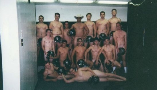 high school football players shirtless 1