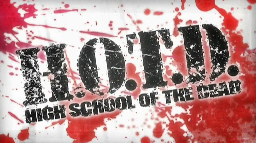 high school of the dead season 2 release date 3