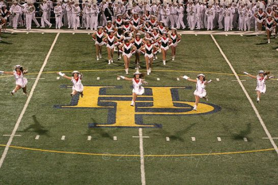 highland park high school cheerleaders 1