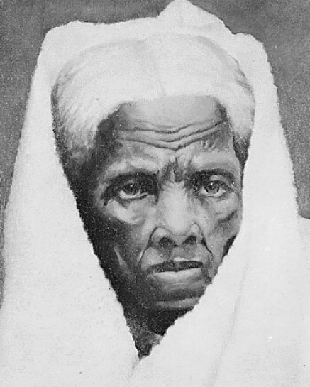 how old was harriet tubman
