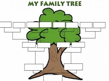 How to do a family tree for kids pictures 2