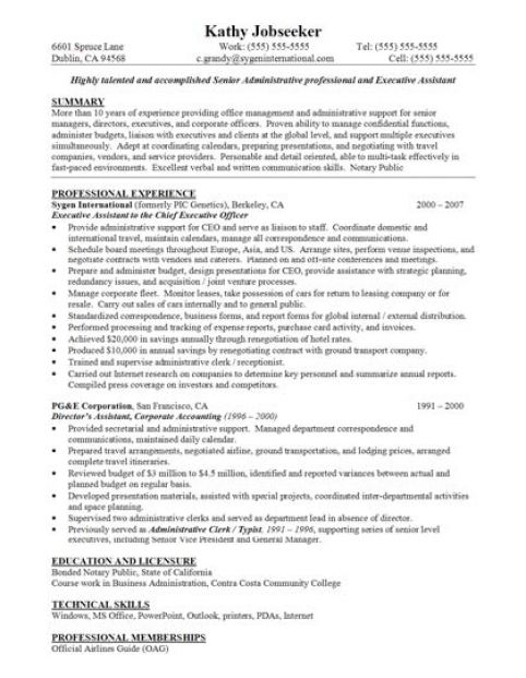 exle resume how to do a resume exle