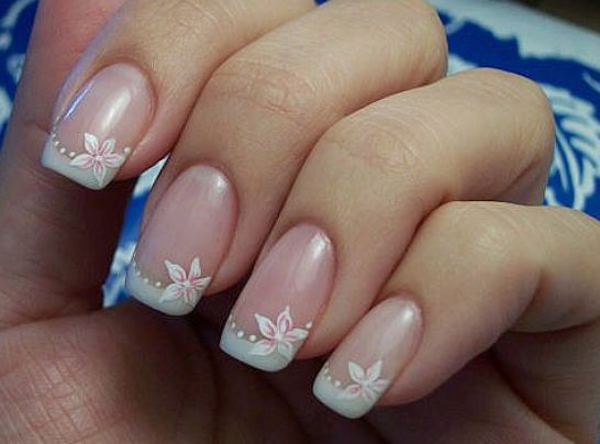 How to do nail art at home step by step pictures 1