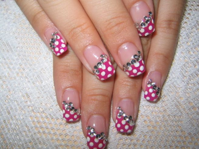 How to do nail art designs for beginners at home pictures 2