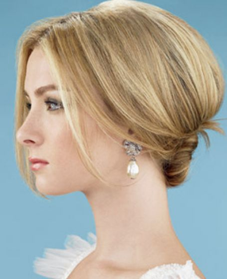 How To Do Wedding Hairstyles How To Do Simple Hairstyles For Pictures 3