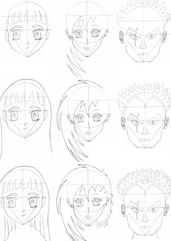 how to draw crying anime eyes step by step