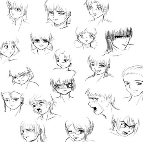 How to draw anime noses step by step anime people anime
