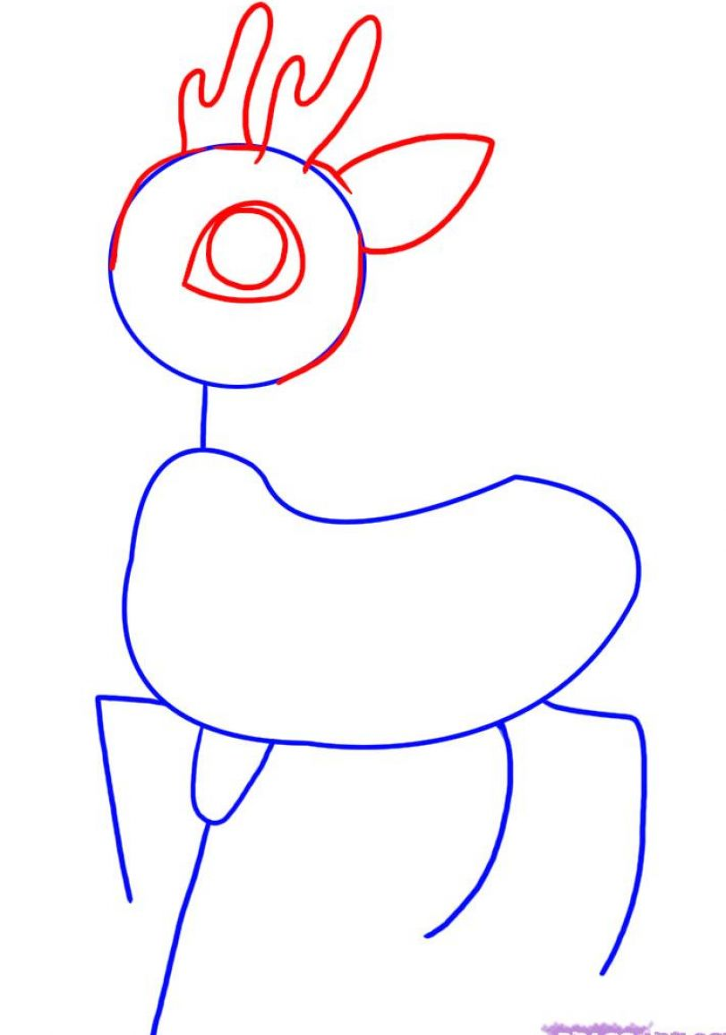 How Draw Reindeer Apps Directories