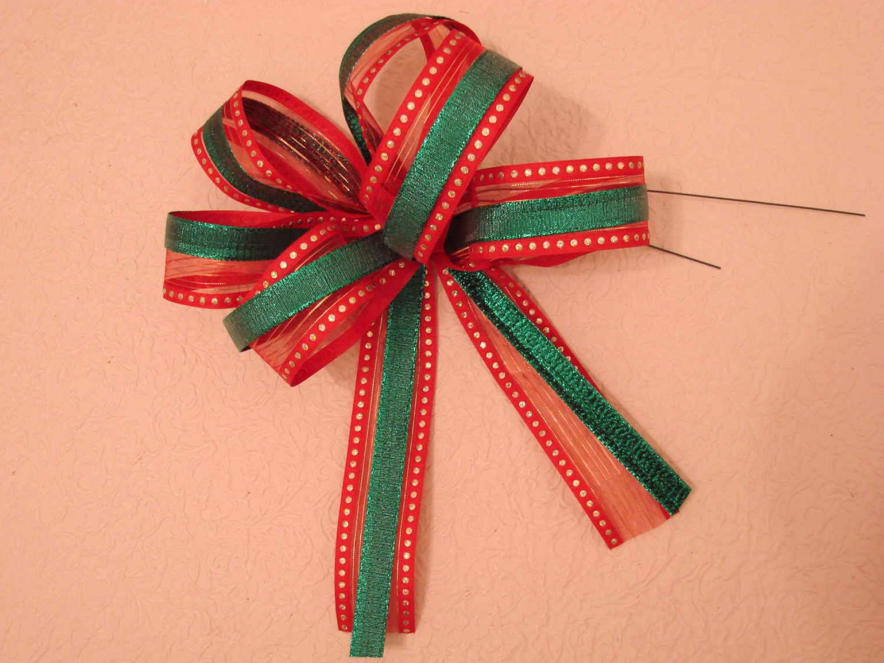 How to make a bow for christmas tree pictures 1 apps directories