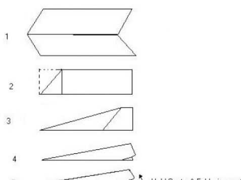 how to make a paper airplane that flies over 100 feet 1