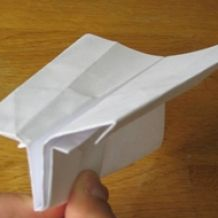 how to make a paper airplane that flies over 100 feet 3