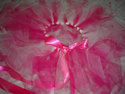 How to make a Tutu skirt. How to create a Tutu in any size.