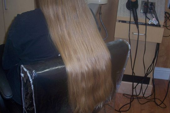 How to make hair grow faster and longer pictures 1