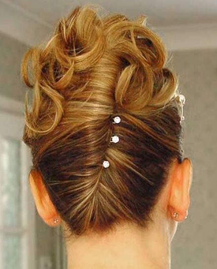Hairstyles For Long Hair How To Make : How to make hair styles for pictures