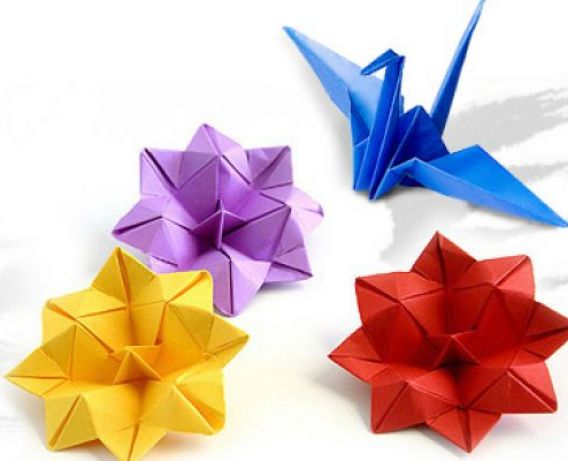 How to make origami animals pictures 1