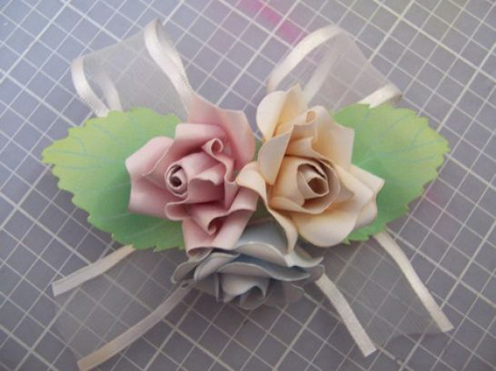 How to make paper flowers – part 2 fine craft guild com